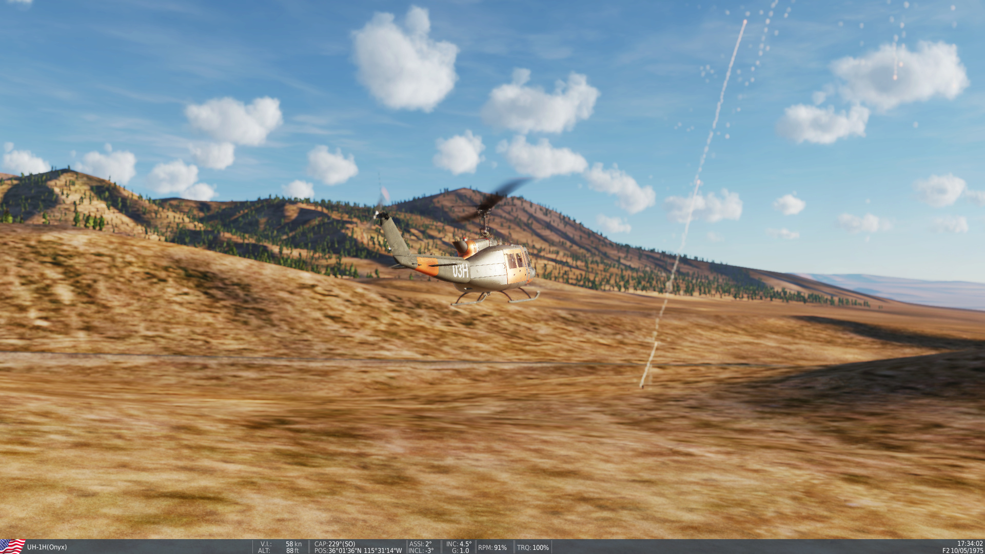 [Cursus UH-1H Huey] Photos de nos missions Scree169