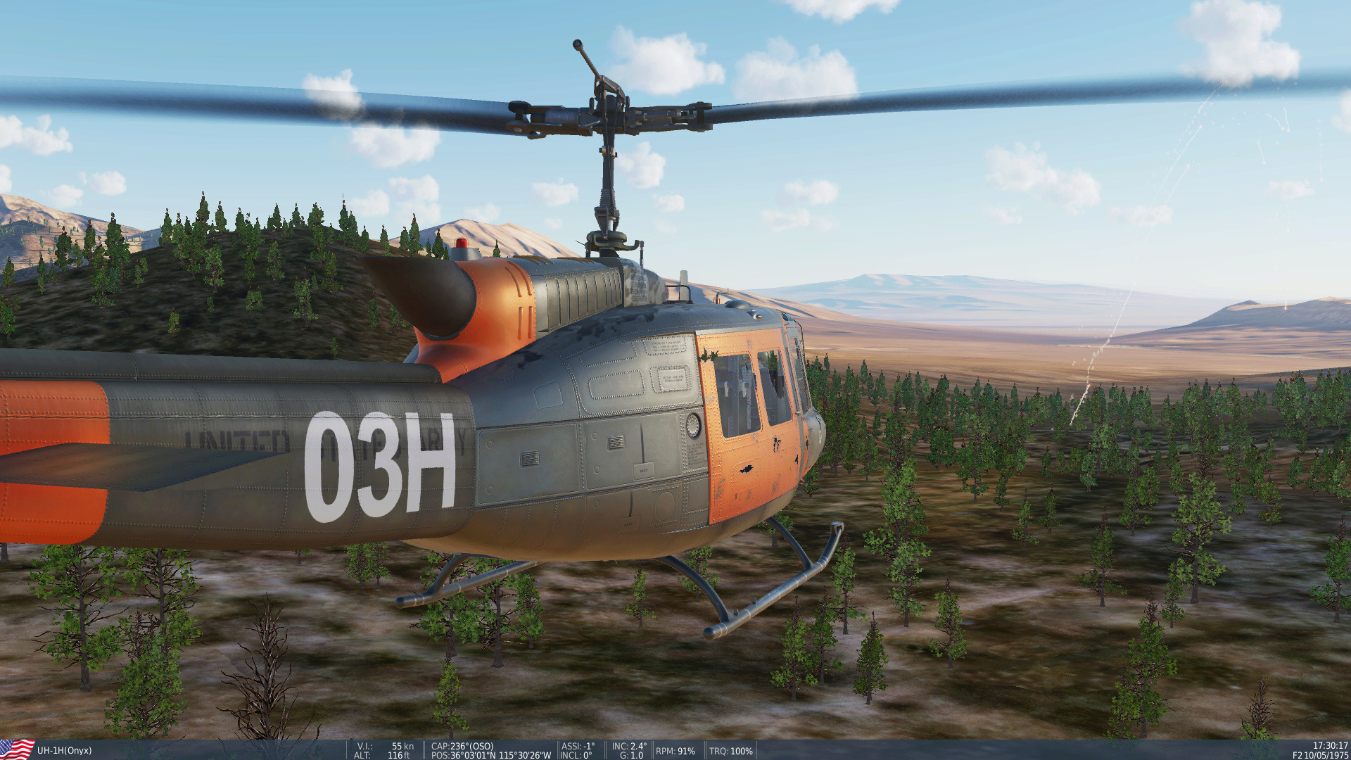 [Cursus UH-1H Huey] Photos de nos missions Scree176