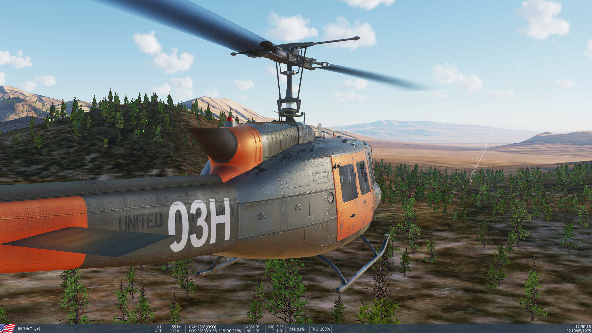 [Cursus UH-1H Huey] Photos de nos missions Scree177