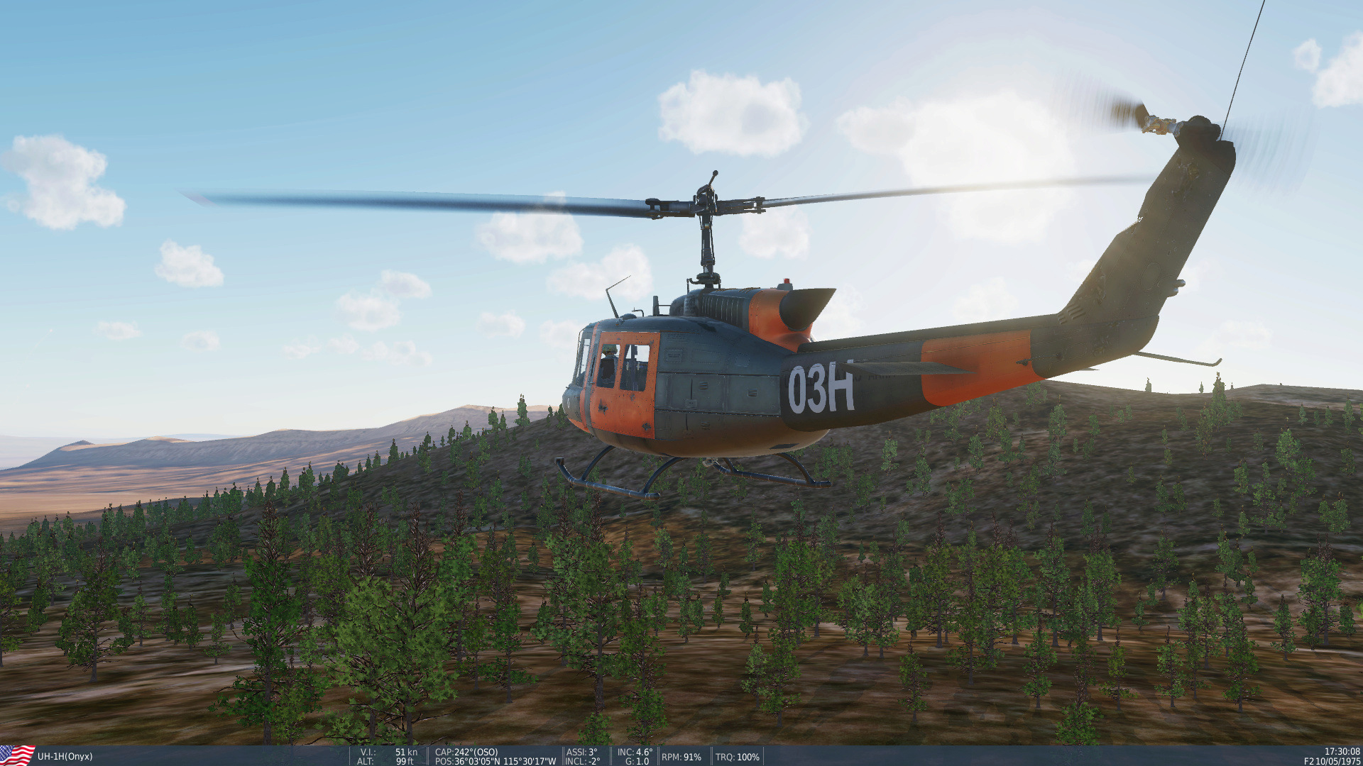 [Cursus UH-1H Huey] Photos de nos missions Scree179