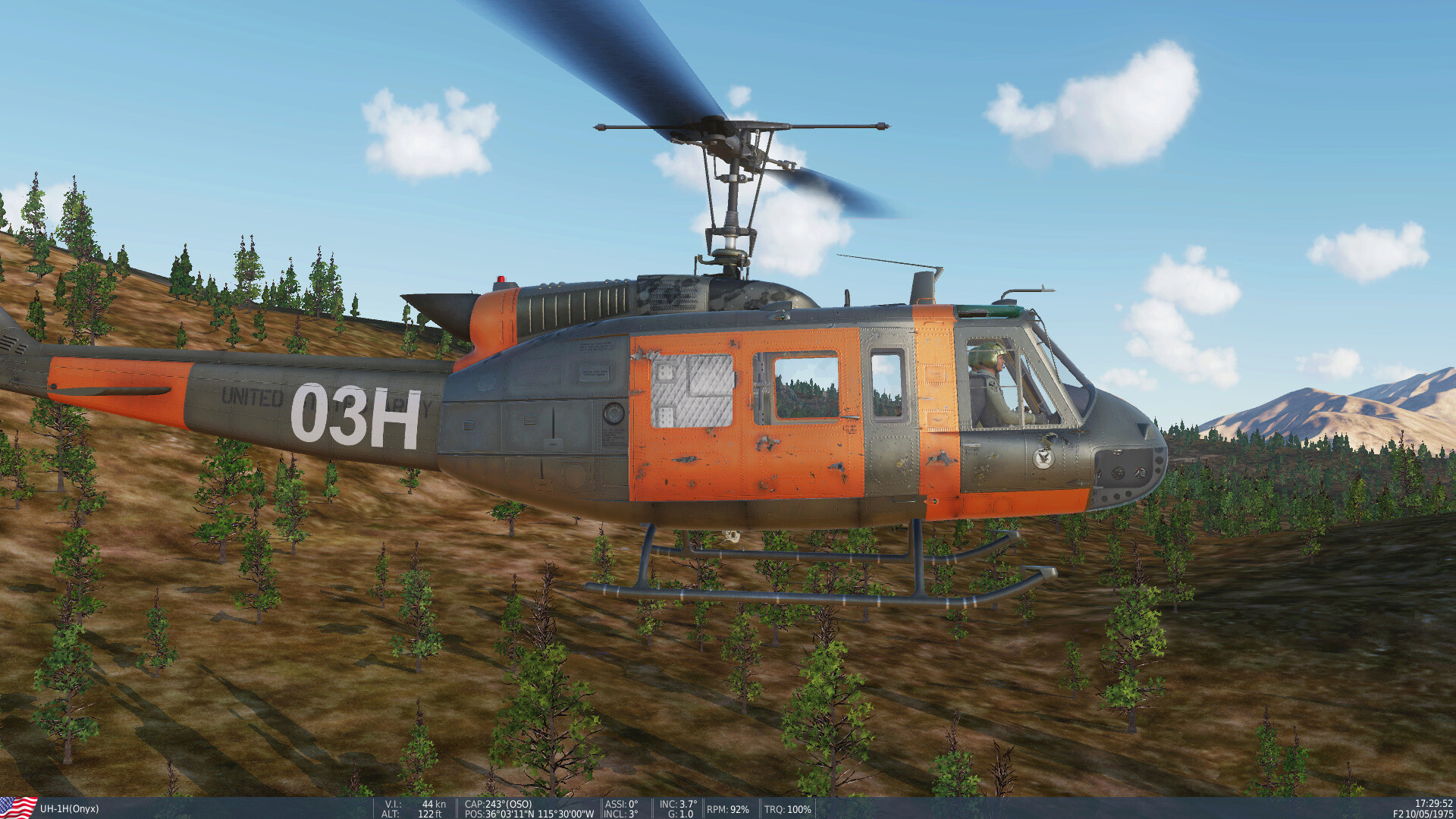 [Cursus UH-1H Huey] Photos de nos missions Scree180