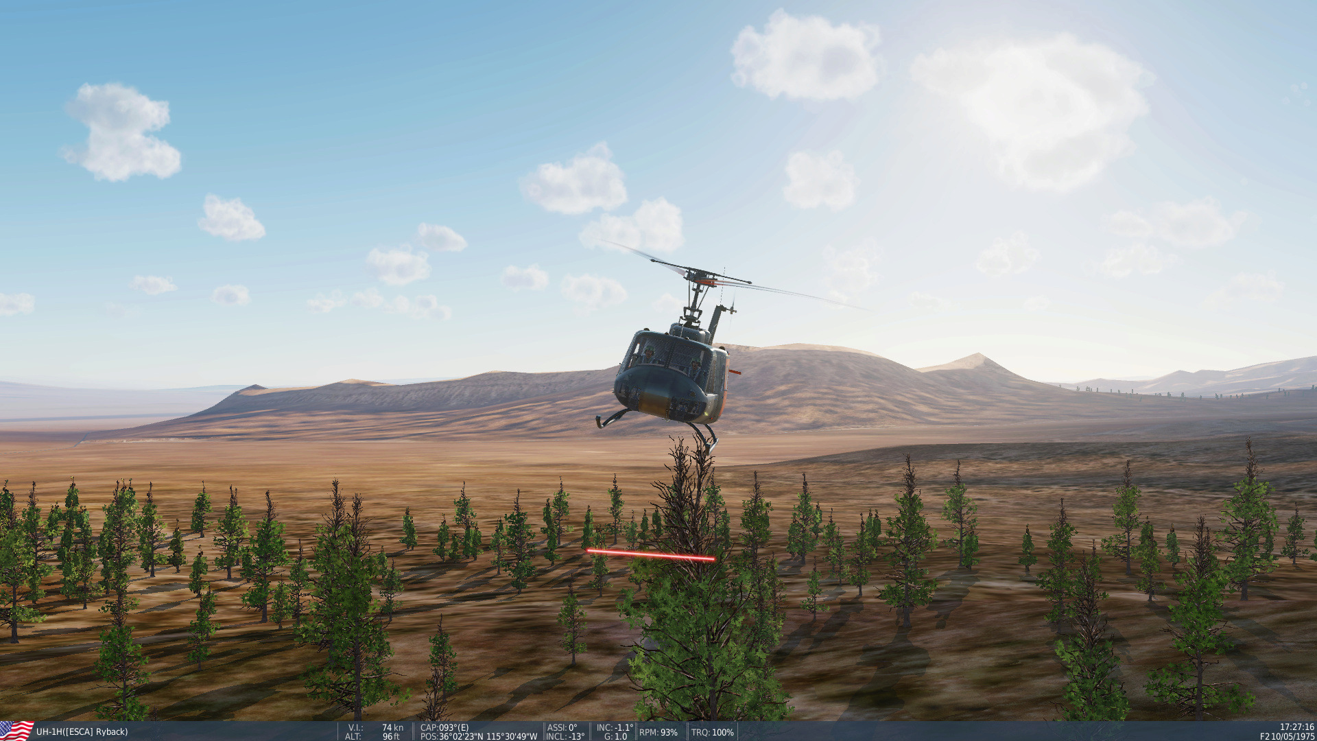 [Cursus UH-1H Huey] Photos de nos missions Scree183