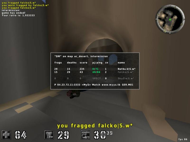 Groupe + Classement (+résultats) 20110511