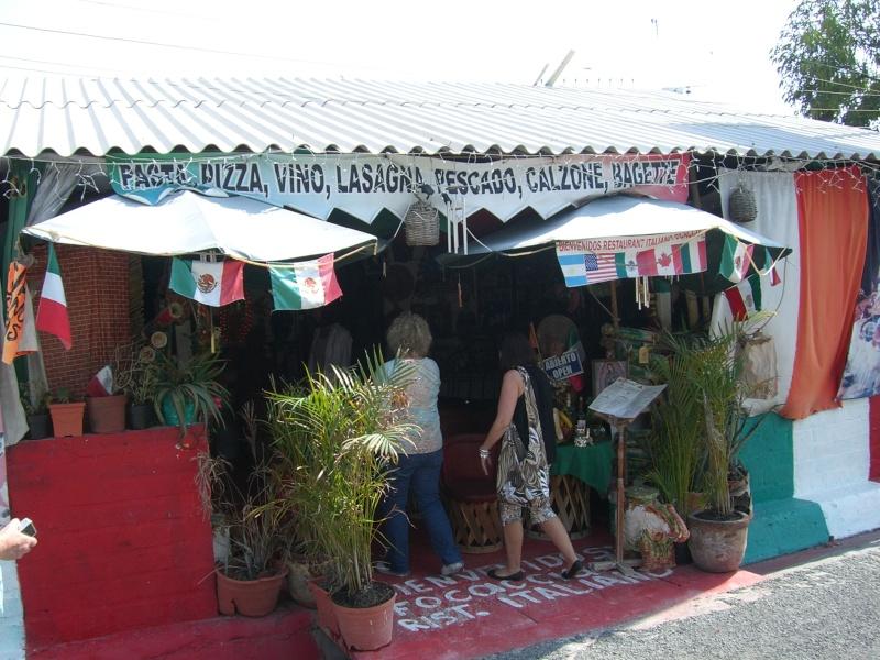Focaccia Italian restaurant  Cimg7222
