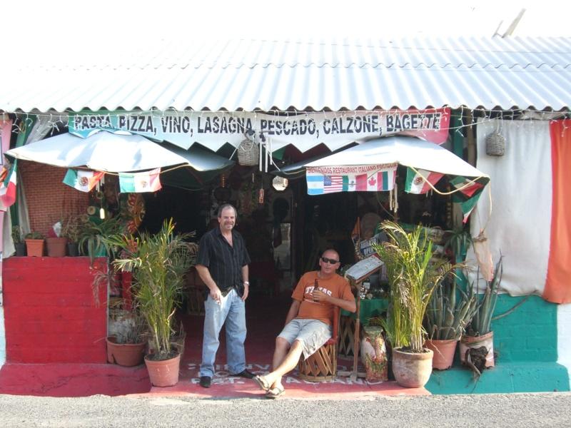 Focaccia Italian restaurant  Cimg7225