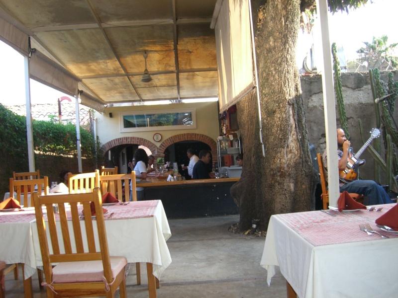 EL JARDIN de NINETTE Restaurant Review Cimg7322
