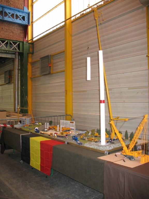 Maubeuge : Salon du train / Espace Sculfort Img_2514