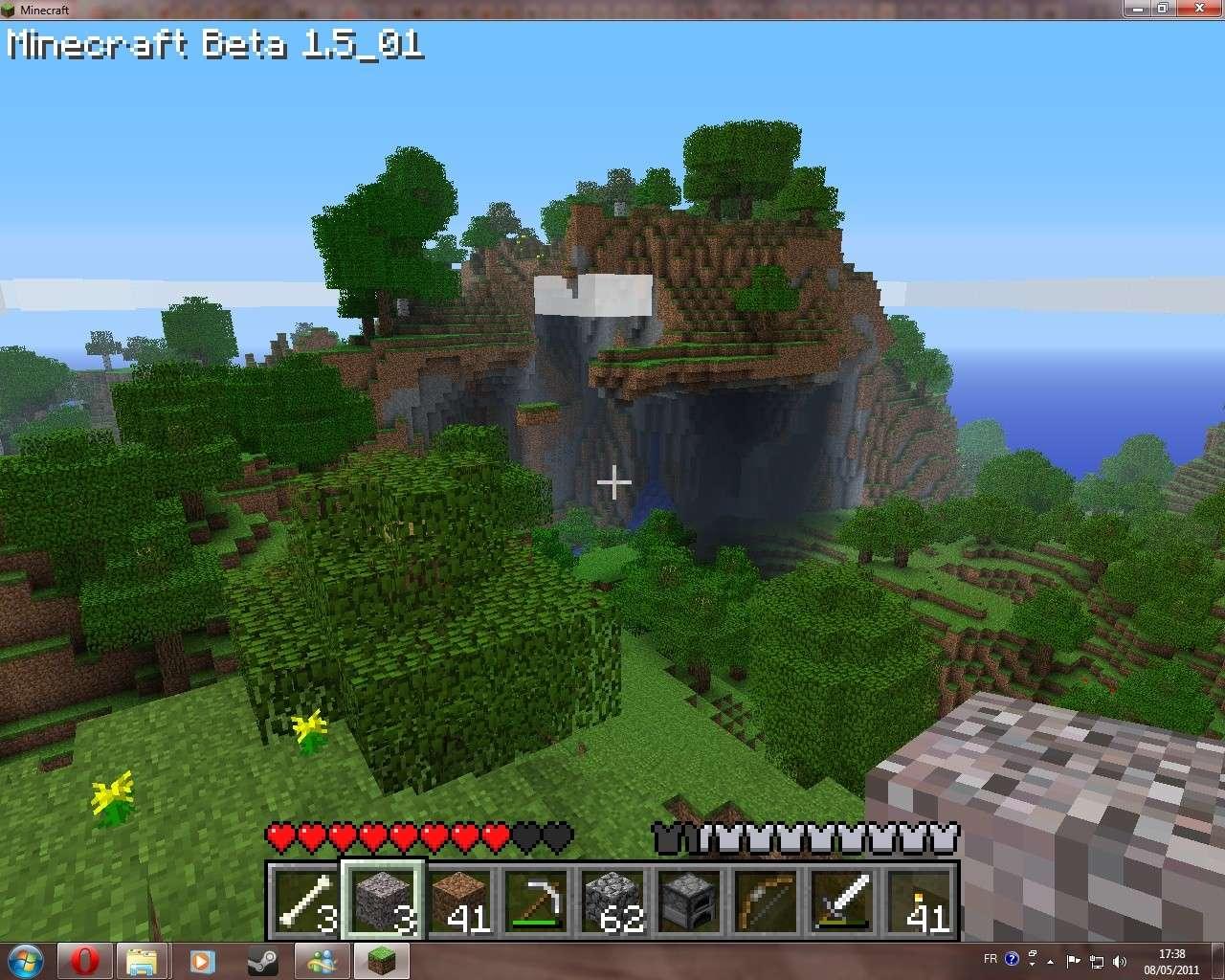 [Minecraft] Mon chez moi (moi moi chez moi moi moiiiii) - Page 6 New_bi25