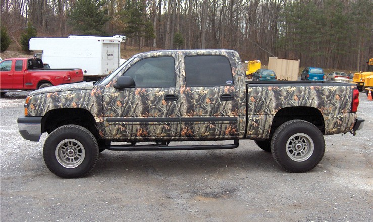 truck camo???? besoin d'aide Sub210