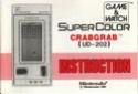 Les differentes notices de Game & Watch Crabgr10