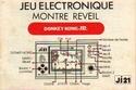 Les differentes notices de Game & Watch Dj-10110