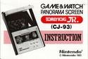 Les differentes notices de Game & Watch Dk_jr_13