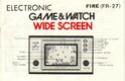 Les differentes notices de Game & Watch Fire_f10