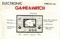 Les differentes notices de Game & Watch Fire_r10
