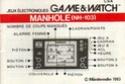 Les differentes notices de Game & Watch Nh-10310