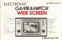 Les differentes notices de Game & Watch Octopu14