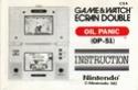 Les differentes notices de Game & Watch Op-51_11