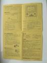 Les differentes notices de Game & Watch Ym-90111