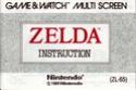 Les differentes notices de Game & Watch Zelda_10