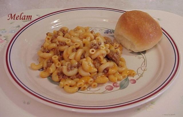 Macaroni boeuf-tomate-fromage Macaro10