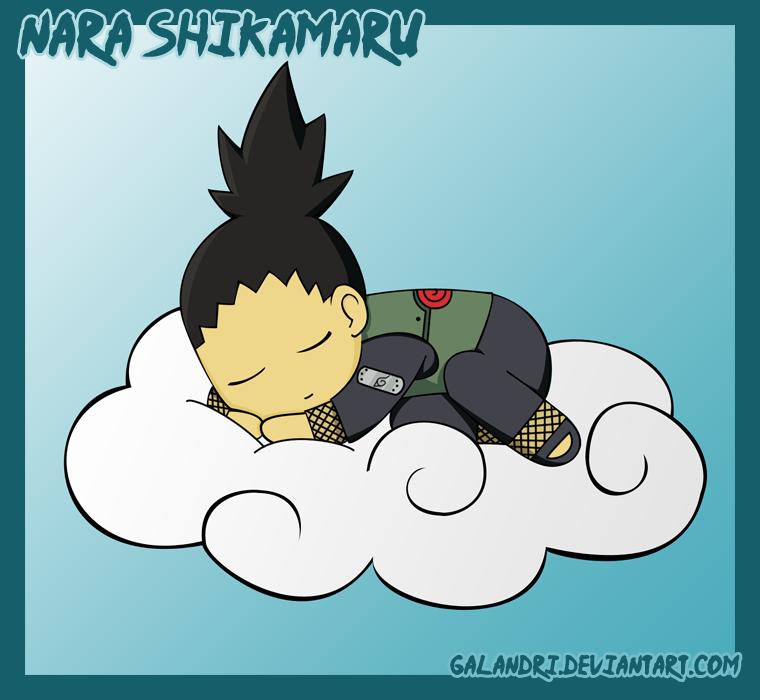 Shikamaru Nara Nara_s10