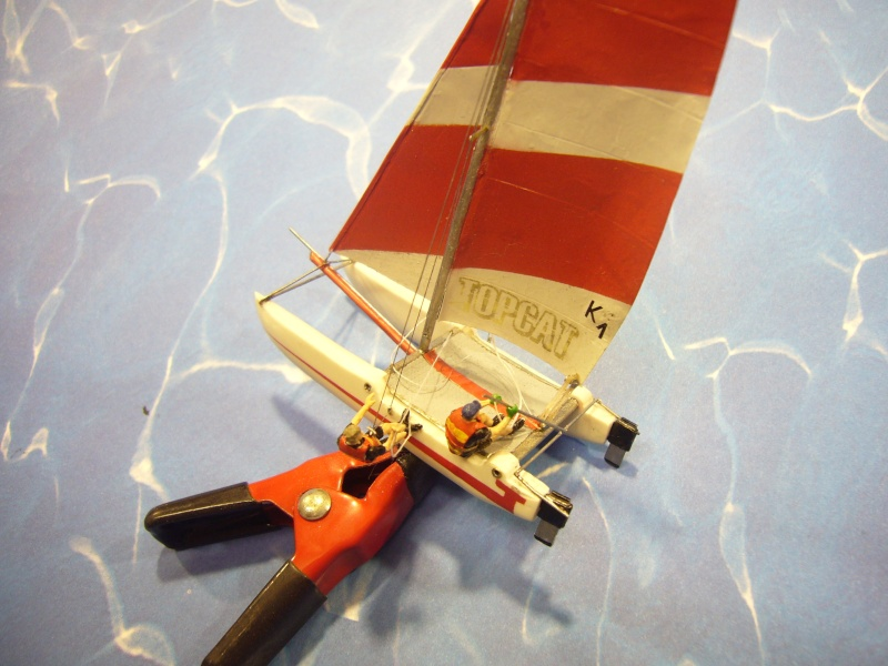 """Ein """"TOPCAT K1""""-Catamaran P1090610"""