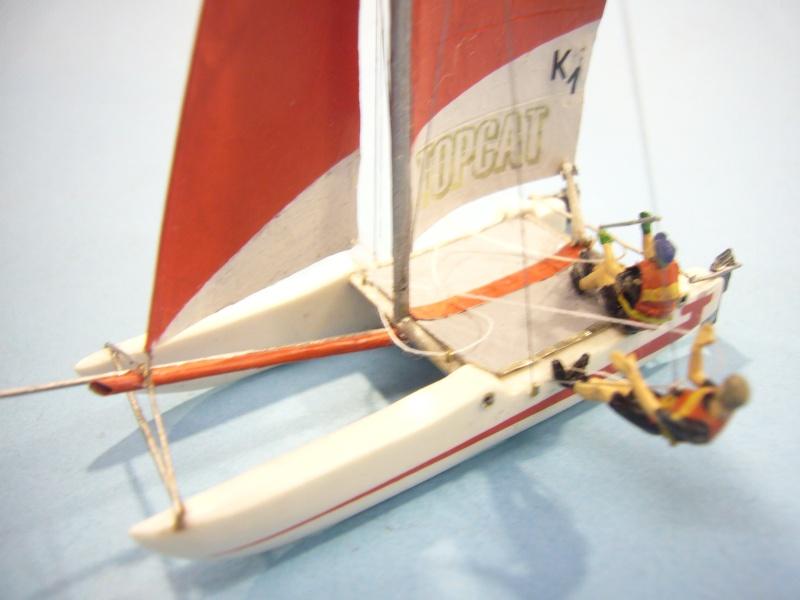 """Ein """"TOPCAT K1""""-Catamaran P1090710"""