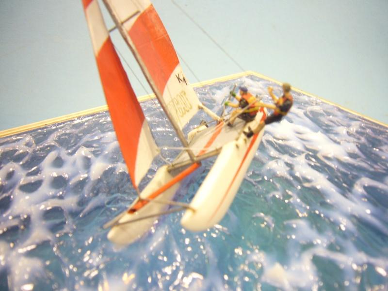 """Ein """"TOPCAT K1""""-Catamaran P1090719"""