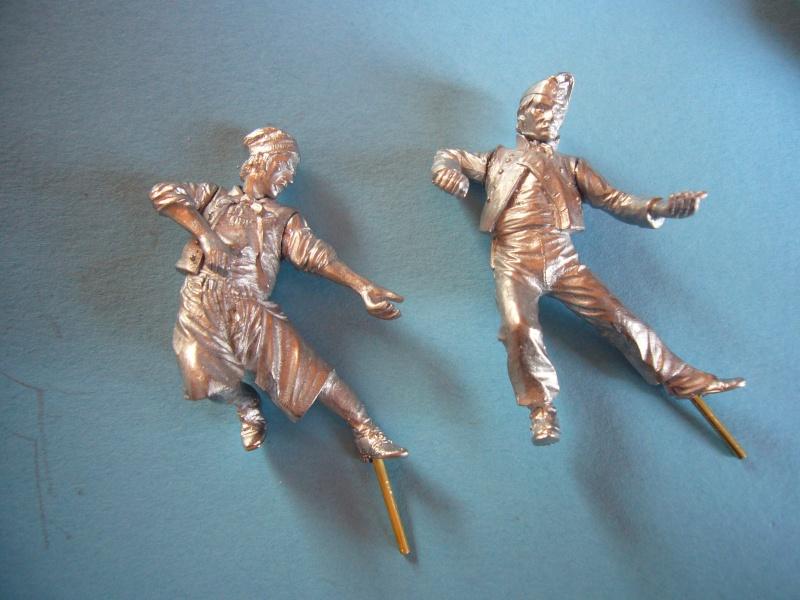 Beneito - Zwei Piraten in 1:35 Größe 54 mm P1100026
