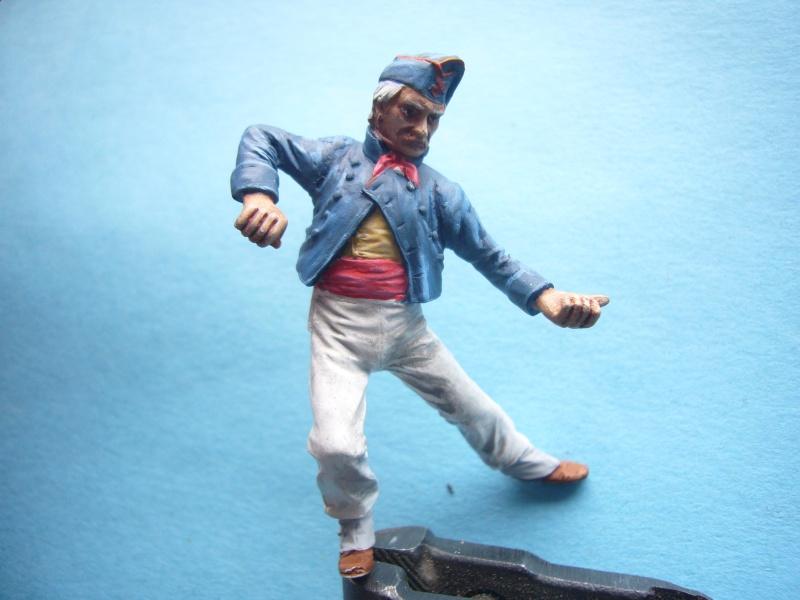 Beneito - Zwei Piraten in 1:35 Größe 54 mm P1100123