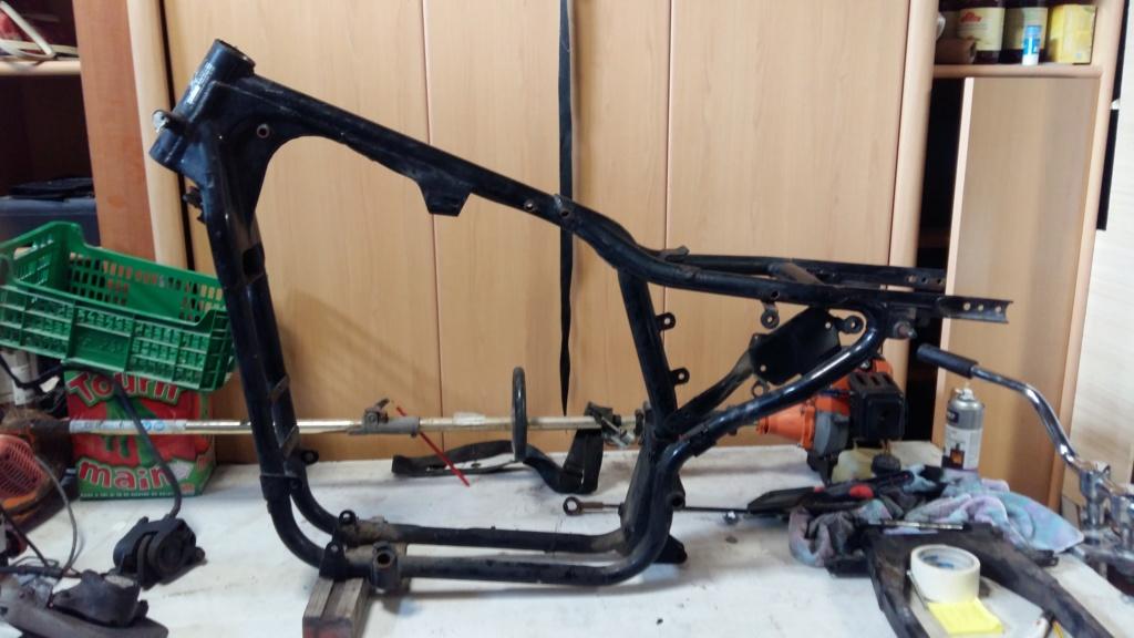 Rénovation Sportster 1100 XL 1987 20190313