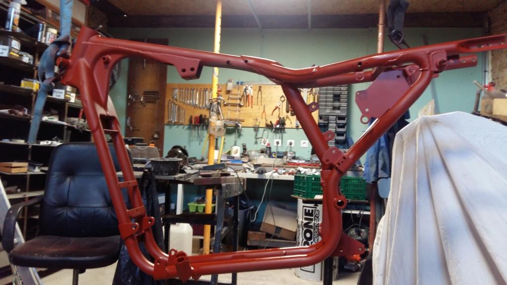 Rénovation Sportster 1100 XL 1987 - Page 4 20190422