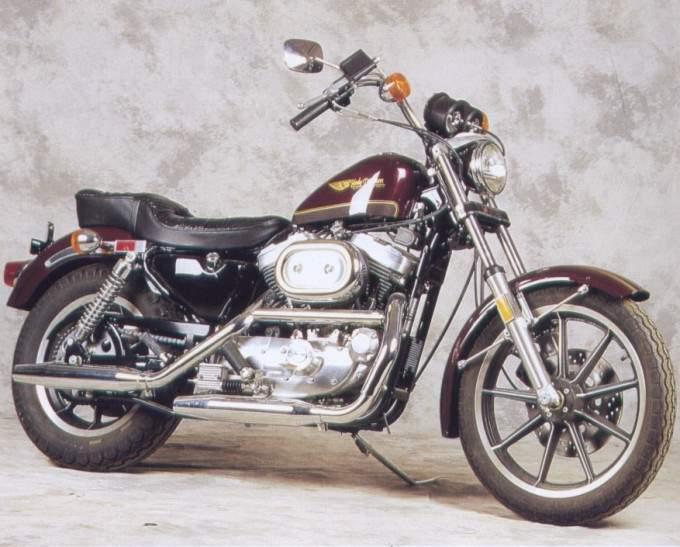 Recherche pièces sportster EVO Harley10