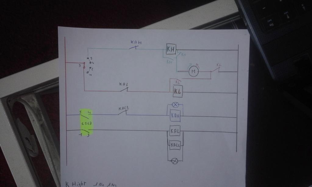 demontage moteur changement de gamme et modif 20190313