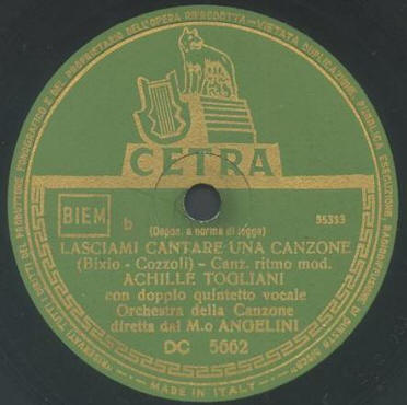 FESTIVAL DI SANREMO 1953: I CANTANTI - LE CANZONI - I TESTI 1953_l11
