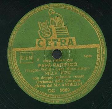 FESTIVAL DI SANREMO 1953: I CANTANTI - LE CANZONI - I TESTI 1953_p10