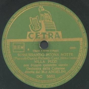 FESTIVAL DI SANREMO 1953: I CANTANTI - LE CANZONI - I TESTI 1953_s10