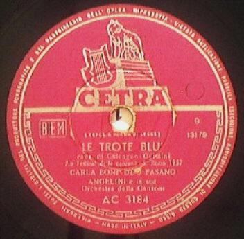 FESTIVAL DI SANREMO 1957: I CANTANTI - LE CANZONI - I TESTI Le_tro10