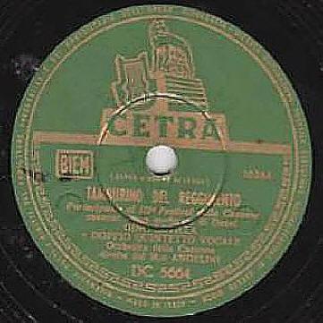 FESTIVAL DI SANREMO 1953: I CANTANTI - LE CANZONI - I TESTI Tambur12
