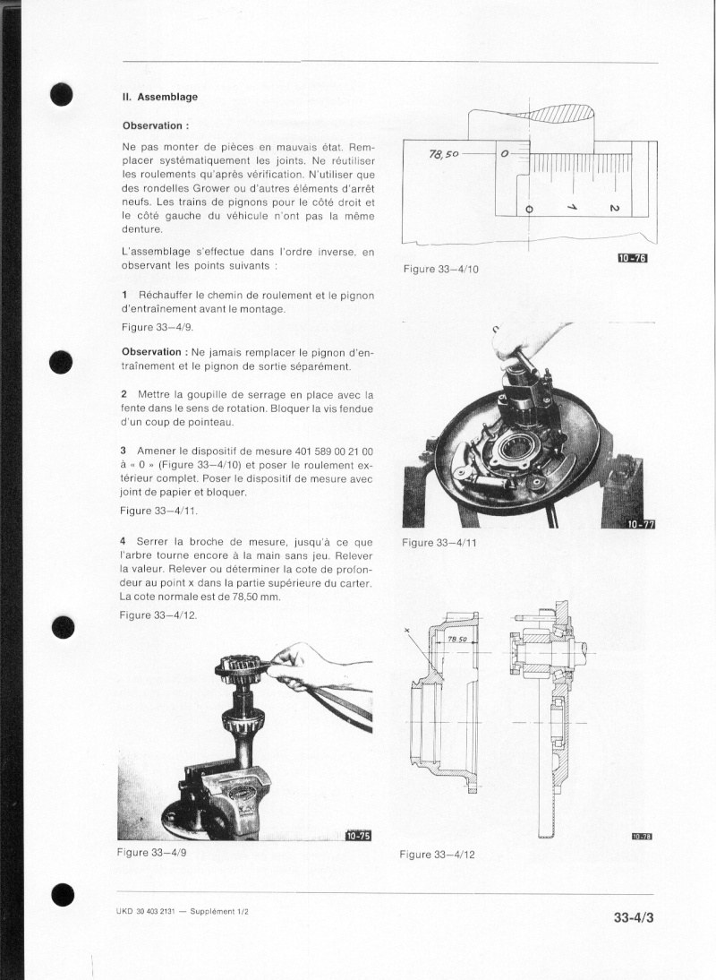 casse reducteur 1910