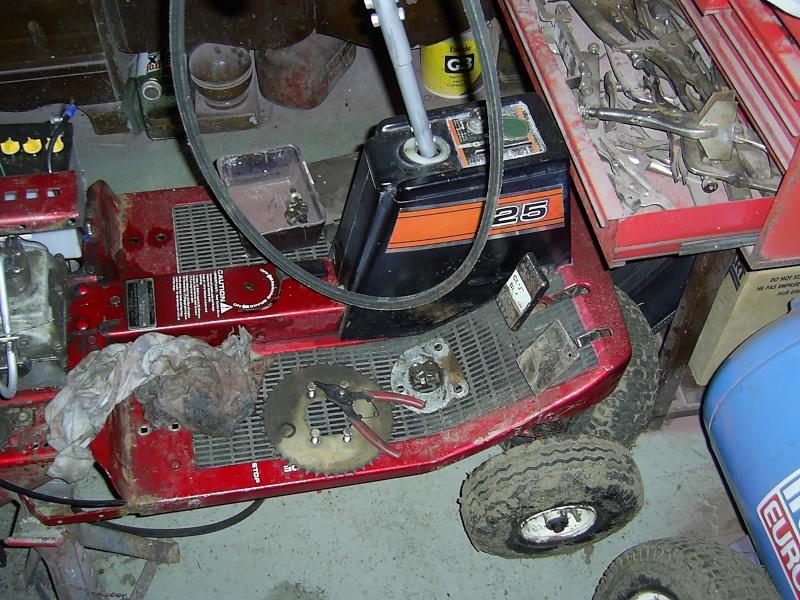 mount-field racer Sa400011
