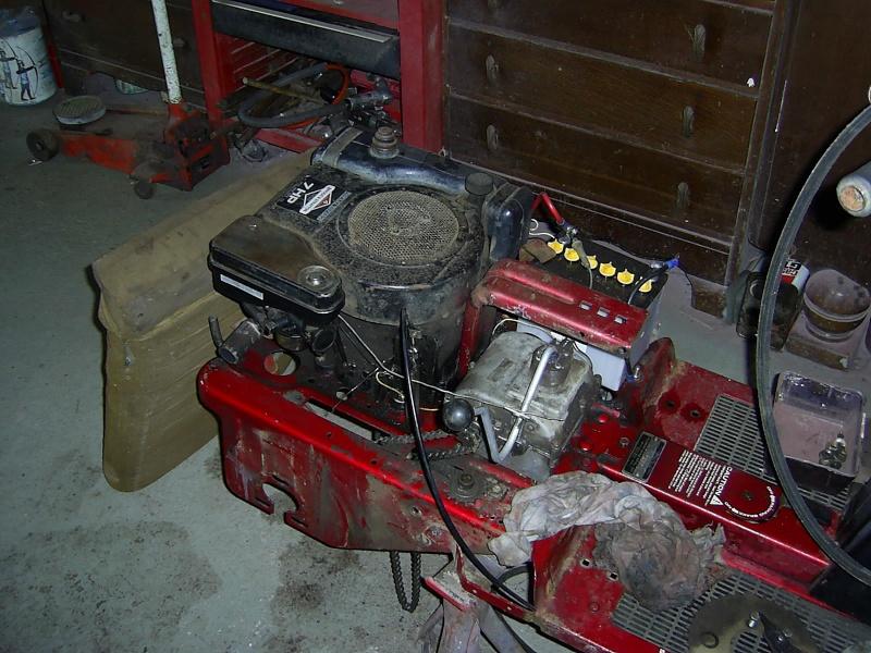 mount-field racer Sa400012