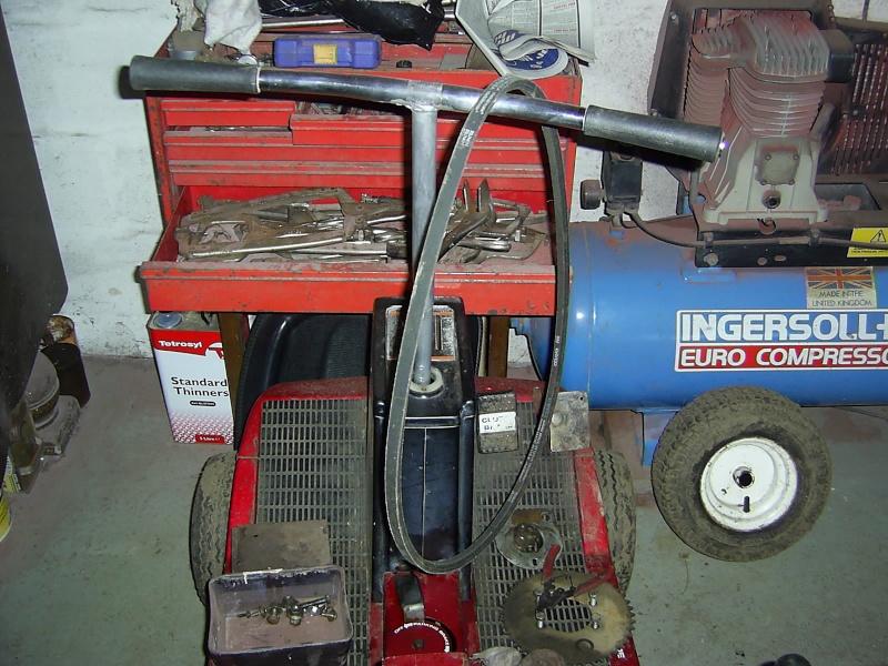 mount-field racer Sa400016