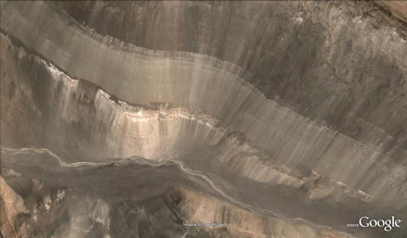 Les Géoglyphes découverts en Amérique du Sud avec Google Earth Chili_10