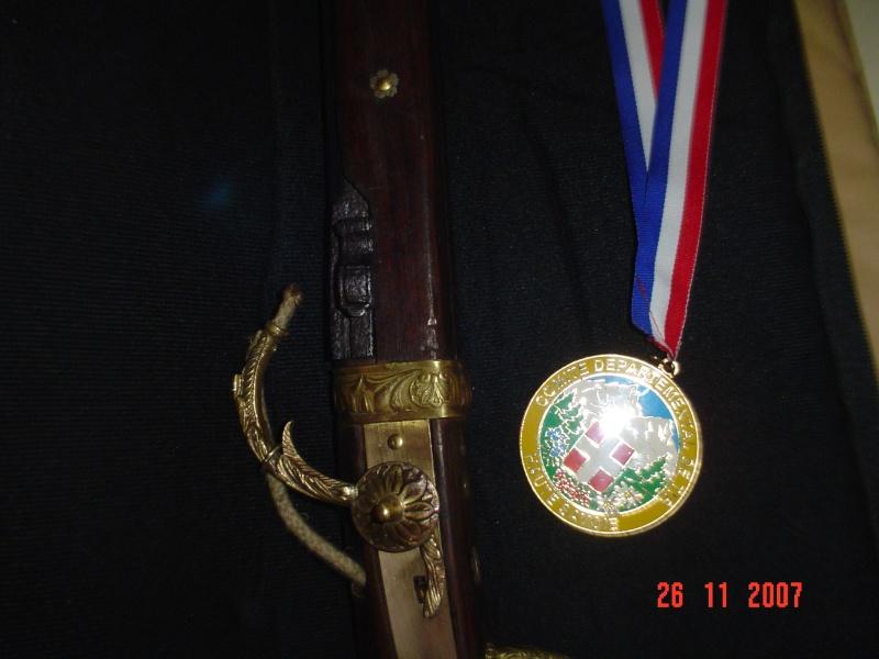 une restauration de fusil à mèche japonnais de 1678. Dsc01710
