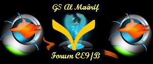 Classe  CE9/B- G.S Al maârif