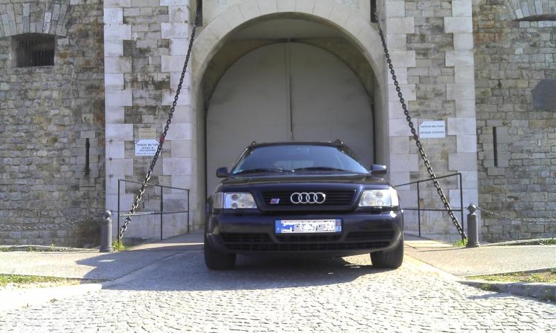 S6+ quattro gmbh 1997 Pic11010