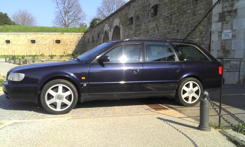 S6+ quattro gmbh 1997 Pic11110