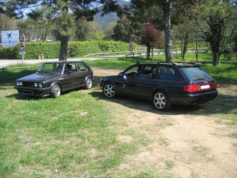 S6+ quattro gmbh 1997 Sortie21