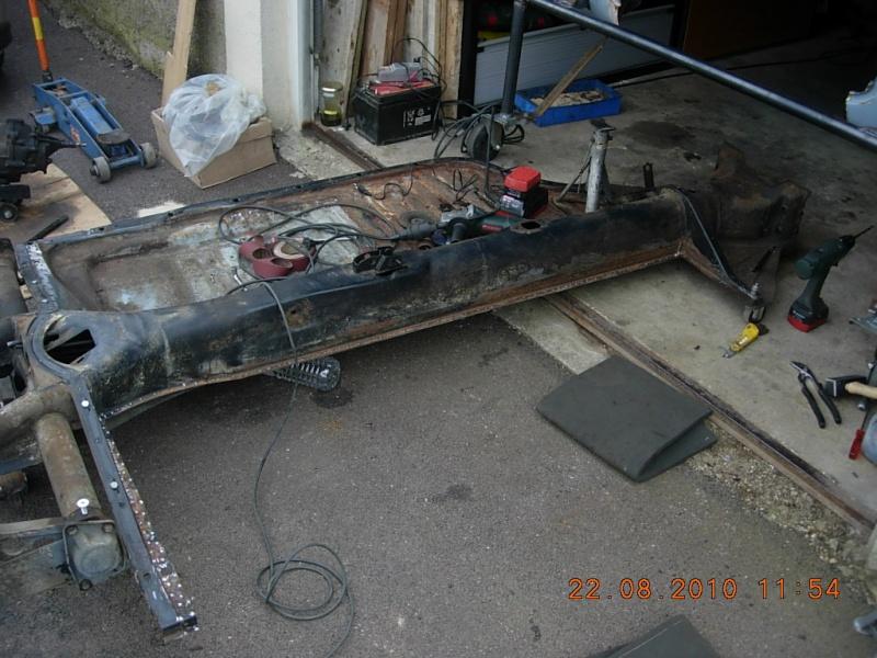projet rénovation kg 1966 Dscn6313